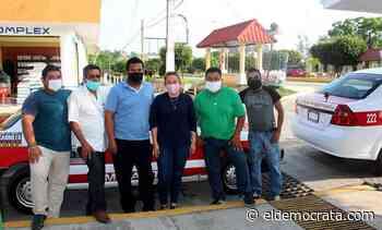 Taxistas con crisis y sin subsidios en Misantla - El Demócrata