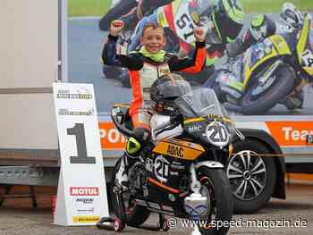 ADAC Mini Bike Cup startete am Wochenende in Bopfingen - Speed-Magazin Motorsport Nachrichten