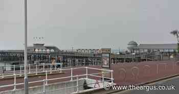 Hastings Pier not reopening after lockdown amid bad weather