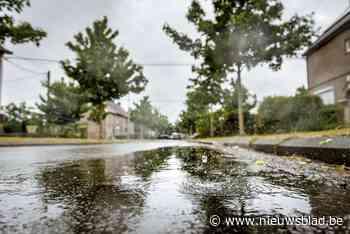 KMI kondigt code geel af in hele land: opgelet voor wateroverlast - Het Nieuwsblad