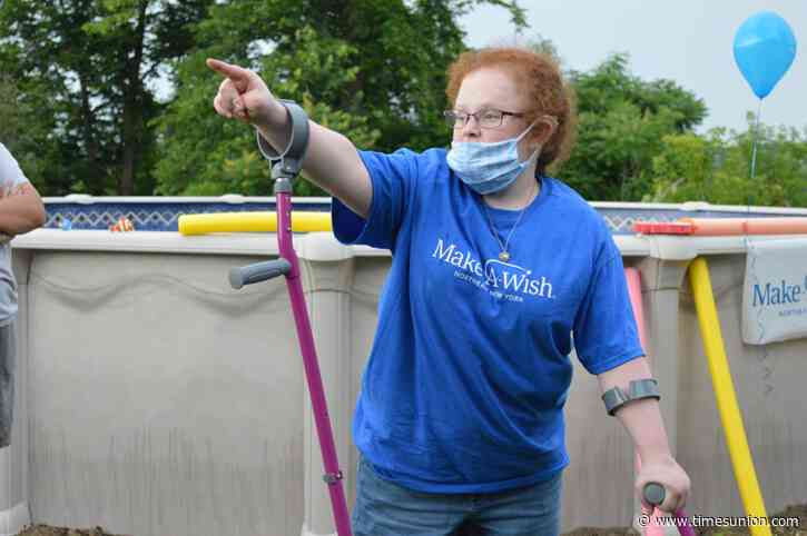 Capital Region Gives: Local Make-A-Wish chapter grants 1st  wish since start of pandemic