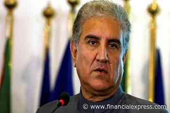 Pakistan Foreign Minister Mehmood Qureshi tests positive for COVID-19