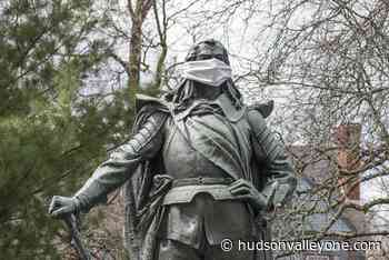 Petition calls for removal of Academy Green statues in Kingston - Hudson Valley One