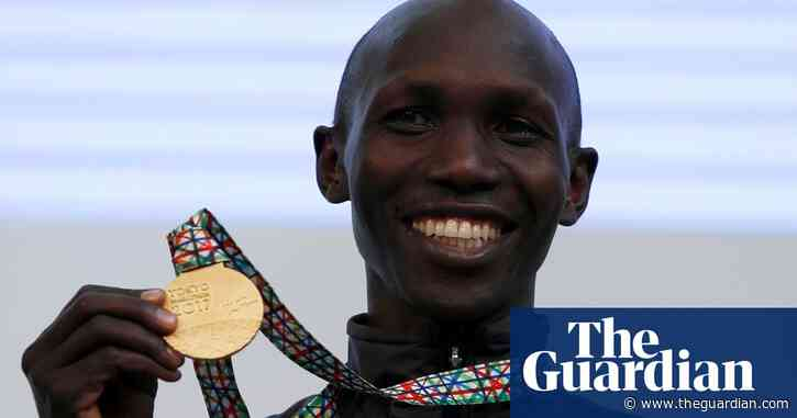 Kipsang hit with four-year ban for fake photo and violating anti-doping rules
