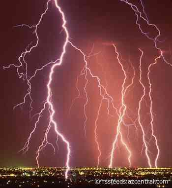 Arizona could see first taste of monsoon season on Thursday