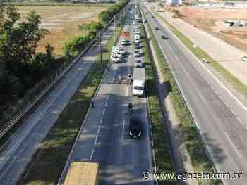 Carga Pesada: operação usa drone para fiscalizar veículos em Vila Velha - A Gazeta ES