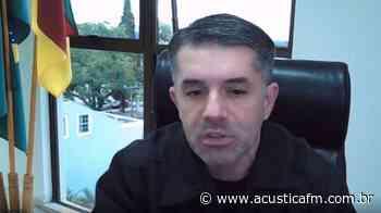 Prefeito de Taquari fala sobre impactos do distanciamento controlado na economia do RS - Rádio Acústica FM