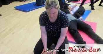 Royal Docks Academy virtual yoga helping PMLD pupils at home - Newham Recorder