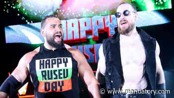 Aiden English Enjoyed His 'Oddball' Pairing With Rusev, Proud Of Being A Jack Of All Trades