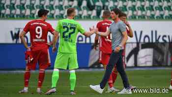 VfL Wolfsburg: Oliver Glasner schwärmt von Maximilian Arnold - BILD