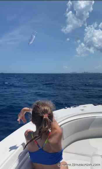 Clifton Park girl's message in a bottle reached girl same age in North Carolina
