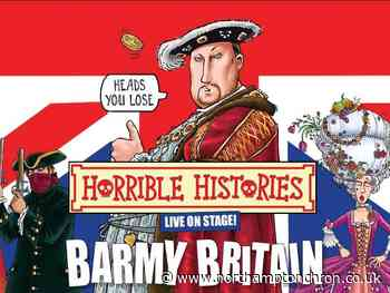 Extra Horrible Histories show added to Northampton car park theatre weekend - Northampton Chronicle and Echo