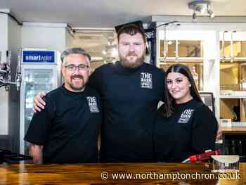 Northampton pair refurbish new pub venture during lockdown ready for July 4 - Northampton Chronicle and Echo