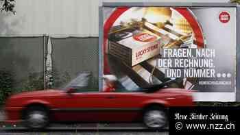 Tabakwerbeverbot: Deutschland auf dem Weg zum Nanny-Staat