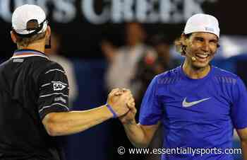 """I Gave Rafael Nadal the Confidence to Win 19 Majors"" – Andy Roddick Jokes - Essentially Sports"