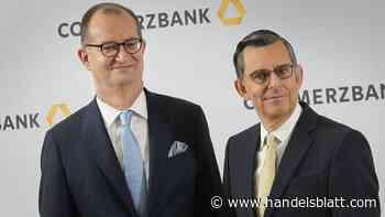 Großbank: Commerzbank-Chef Zielke scheidet aus – auch Aufsichtsratschef geht