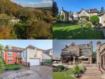 Take a look inside these Sheffield mansions - all worth more than £1 million - The Star