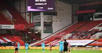 Sean Dyche has his say on Sheffield United vs Tottenham VAR incident - Accrington Observer