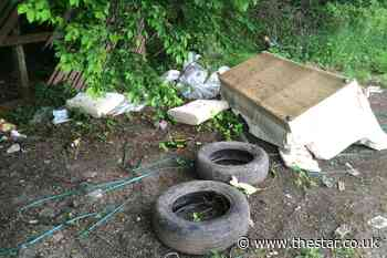 Glitch with reporting fly-tipping and other problems in Sheffield is sorted - The Star