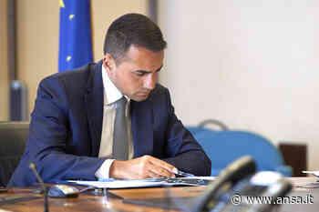 Di Maio, i fondi Ue servono il prima possibile - Ultima Ora - Agenzia ANSA