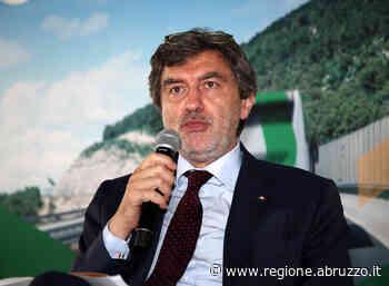 """DL Rilancio: Marsilio, bocciato emendamento fondi per tratta """"Pescara-Roma"""" - Regione Abruzzo"""