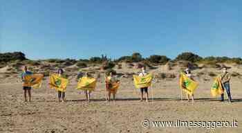 Beach Litter: esperimento a Fondi per sondare la presenza di microplastiche sulle spiagge - Il Messaggero