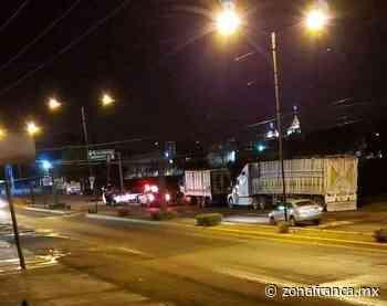 Sujetos armados disparan a policías de Romita - Zona Franca