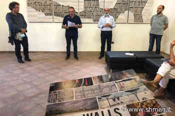 Oristano, Pinacoteca Comunale: Walls e Carlo Contini, le due mostre per ripartire dopo il lockdown - S&H Magazine