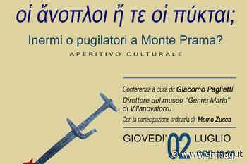 Oristano, Antiquarium Arborense: giovedì 2 luglio aperitivo culturale sui pugilatori di Mont'e Prama - S&H Magazine