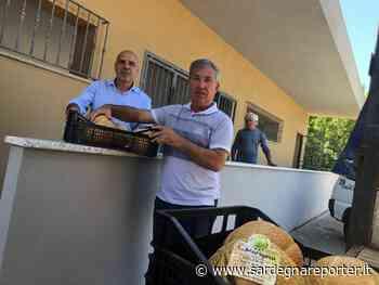 Oristano. Dall'Azienda Sa Marigosa una donazione per le famiglie in difficoltà - Sardegna Reporter