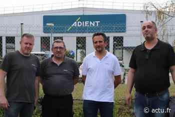 Rosny-sur-Seine. Adient va fermer en 2022 : la porte pour 176 salariés - actu.fr