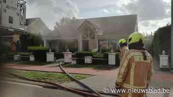 Huis in Achel onbewoonbaar na keukenbrand