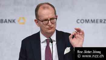 Commerzbank-Chef Zielke steht vor dem Rücktritt – auch der Aufsichtsratschef geht