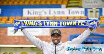 King's Lynn Town sign former Norwich City player Jamar Loza - Eastern Daily Press