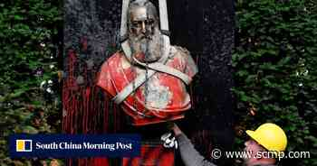 Belgian city removes bust of Congo coloniser King Leopold II - South China Morning Post