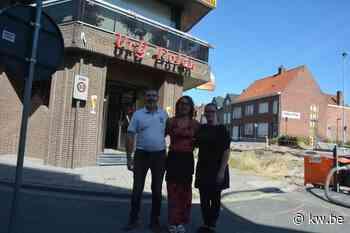 Oudere klanten blijven weg van horeca in Oostrozebeke door werken - Krant van Westvlaanderen