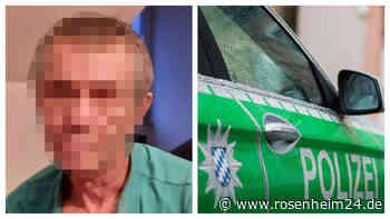 Polizei Traunreut bittet um Mithilfe: Mann vermisst - auf Medikamente angewiesen - rosenheim24.de