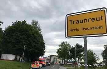 Verkehrsbehinderungen nach Notarzteinsatz in Traunreut - Passauer Neue Presse