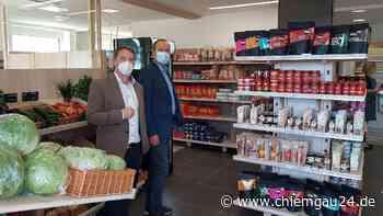 Traunreut: Dorfladen in Traunwalchen feierlich eröffnet - chiemgau24.de