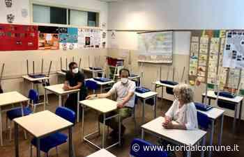 Segrate si prepara alla riapertura delle scuole - Fuori dal Comune - Fuoridalcomune.it