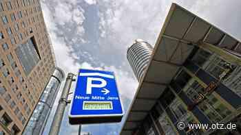 Parkleitsystem für Jena steht in den Startlöchern
