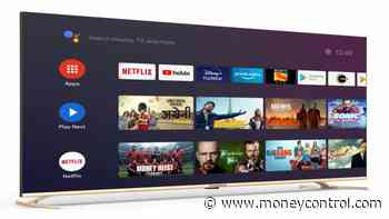 Thomson forays into 4K bezel-less Android smart television segment - Moneycontrol