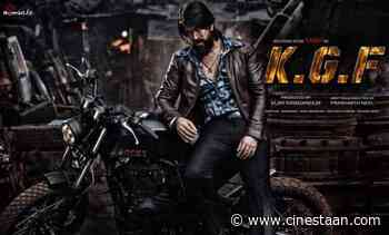 Telugu version of KGF: Chapter 1 set for television premiere on Sunday - Cinestaan.com