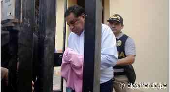 Lambayeque: Corte Superior de Justicia ordena que Willy Serrato cumpla con arresto domiciliario - El Comercio Perú