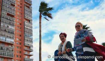 Nubes, calima, más calor y fuertes vientos: eso nos espera hoy en Canarias - Diario de Avisos