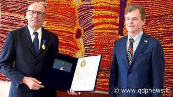 Conegliano, Massimo Colomban riceve la medaglia d'onore voluta dalla Regina Elisabetta II: è il primo italiano - Qdpnews.it - notizie online dell'Alta Marca Trevigiana