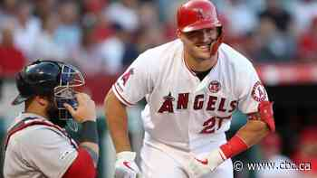 Angels' Mike Trout not 'comfortable' playing with wife expecting