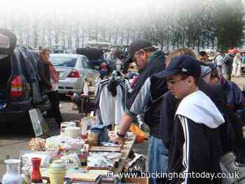 Bargain hunters' joy as iconic car boot sale returns to Finmere - Buckingham Advertiser