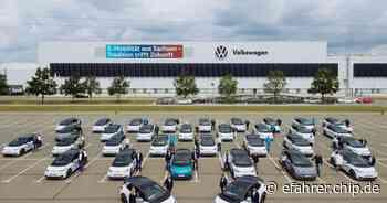 ID.3 im Alltagstest: 150 VW-Mitarbeiter fahren die Elektrohoffnung schon jetzt - EFAHRER.com