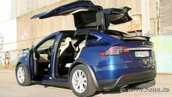 Tesla lieferte im zweiten Quartal mehr Elektro-Autos aus als erwartet - heise online